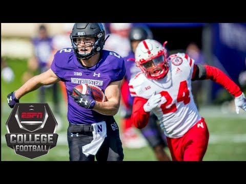 Northwestern Defeats Nebraska In Wild Overtime Comeback Victory | College Football Highlights