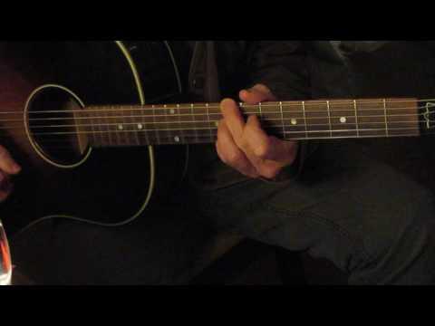 Speed Trap Town Jason Isbell Guitar Tutorial