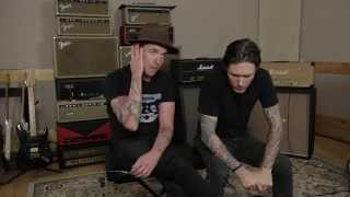 Billy Talent Interviews - Chasing The Sun (Ben & Aaron)