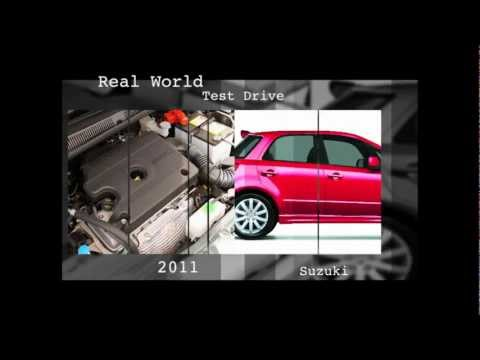 RealWorldTestDrives - If you're young and athletic but your percentage of disposable income equals your body fat... The 2011 Suzuki SX4 will All-Wheel-Drive may be the vehicle for...