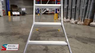 Warthog Ladders Range: for Professional Use