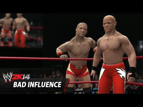 WWE 2K14 Community Showcase: Bad Influence (PlayStation 3)