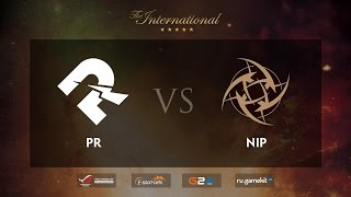 NIP vs PR, game 1