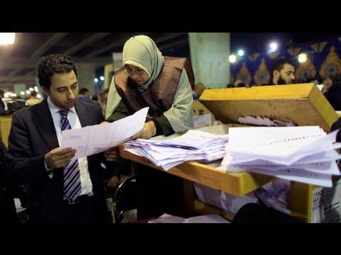 Eleições: Egito regista a maior taxa de participação de sempre