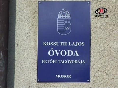 Óvodai férőhelybővítés Monoron