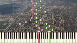 Mother's Journey (Ноты и Видеоурок для фортепиано) (piano cover)