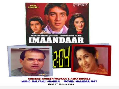 Video AUR IS DIL MEIN KYA RAKHA HAI ( Singers, Suresh Wadkar & Asha Bhosle ) download in MP3, 3GP, MP4, WEBM, AVI, FLV January 2017