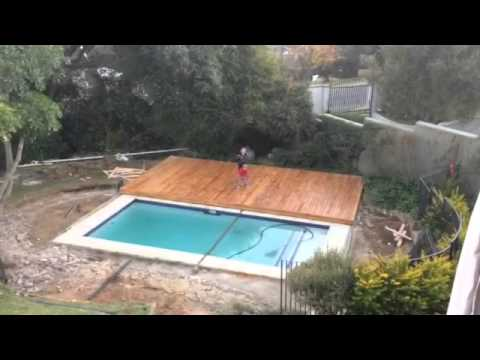 Amazing Centurion D10 Automating Pool Cover