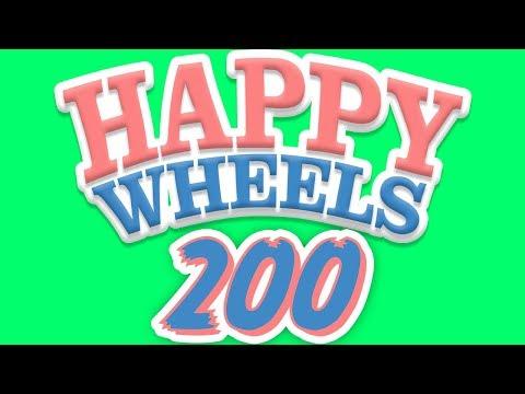 ЮБИЛЕЙНЫЙ СТРИМ ► Happy Wheels #200