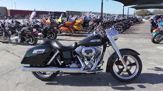 1. 315002   2016 Harley Davidson Dyna Switchback   FLD - Used motorcycles for sale