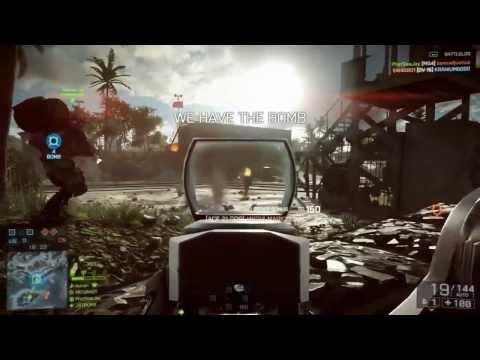 Battlefield 4 Мультиплеерный геймплей трейлер
