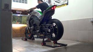 10. Kawasaki Z1000 Sugomi ABS 2014,2015, Euro Spec,MULUS Kaya Baru 99,99% istimewa
