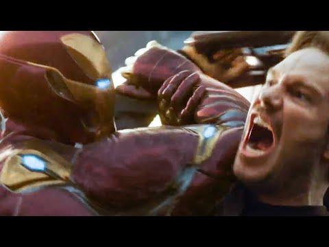 "AVENGERS 3: INFINITY WAR ""Iron Man vs. Starlord?"" TV Spot Trailer (2018)"