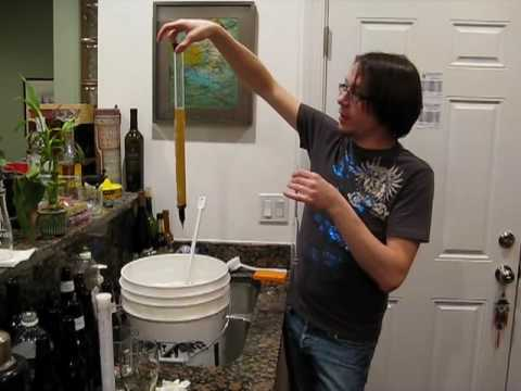 Basics of Home Brewing:  What is a wine thief / beer thief?