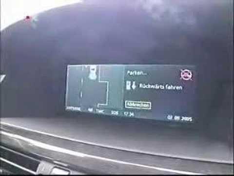 超強~會自動路邊停車的車子!以後考駕照輕鬆多了~
