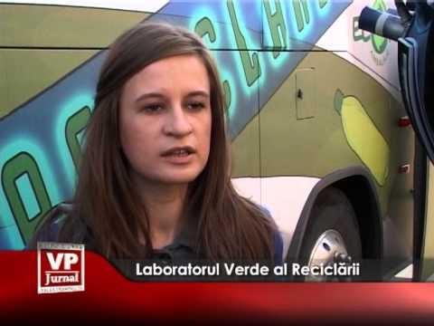 Laboratorul Verde al Reciclării
