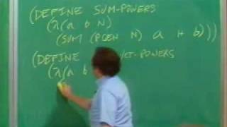 Lecture 7B | MIT 6.001 Structure And Interpretation, 1986