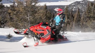 2. 2016 Polaris RMK Assault 800