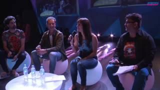 Panel de Doblaje en Argentina Game Show 2016