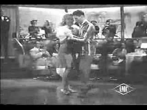 Collegiate - Collegiate Shag Dancing from the movie Blondie Meets the Boss (1939). Brought to you by the San Francisco Jitterbugs, www.jitterbugs.info.