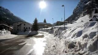 Video dell'impianto sciistico Valgrisenche