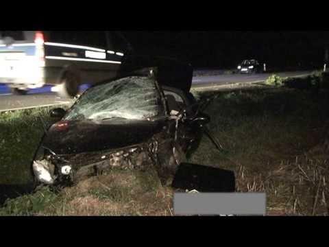 Lichtenfels: Mann stirbt bei Verkehrsunfall