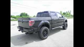 2012 Ford F150 Tuscany Black Ops For Sale