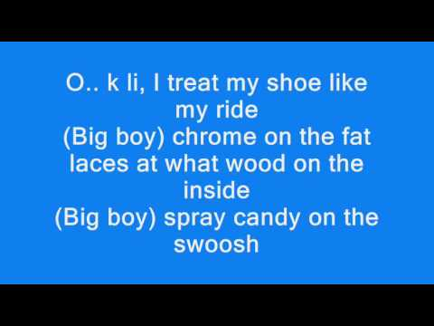 Nelly - Air Force Ones (With Lyrics/HD)