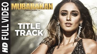 Nonton Mubarakan Title Song Full Video   Anil Kapoor   Arjun Kapoor   Ileana D   Cruz  Athiya Shetty  Badshah Film Subtitle Indonesia Streaming Movie Download