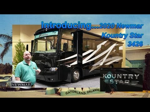INTRODUCING | 2020 Newmar Kountry Star 3426 | Mount Comfort RV