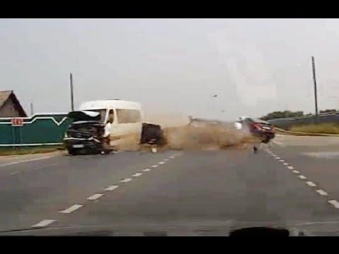 Подборка аварий и дтп от 29 07 16