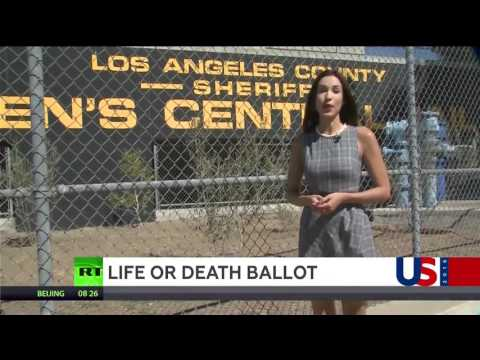 Opposing capital punishment measures on the ballot in California