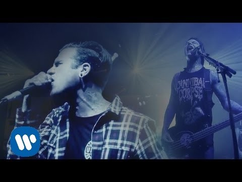 The Amity Affliction - Death's Hand [OFFICIAL VIDEO]
