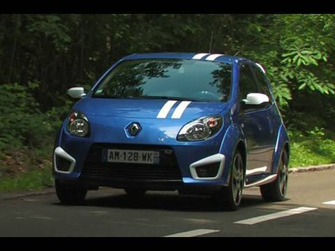 Check out the Renault Twingo RS Gordini test drive video,