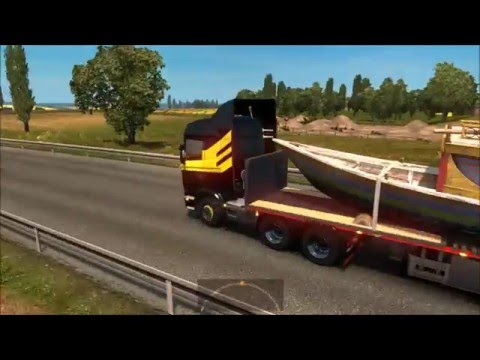 Flatbed Pack For Ets2 v1