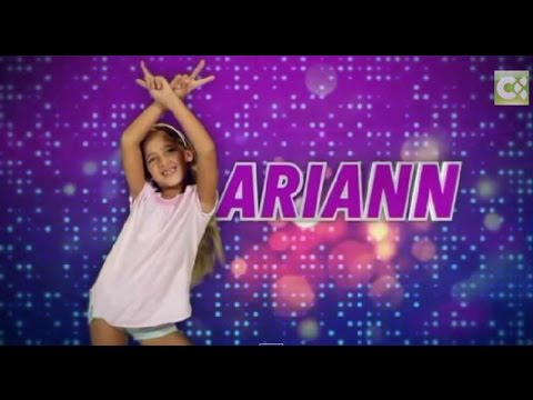 La chica ye-ye -  Chenoa - Ariann  (8 años) (live)