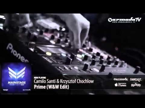 Camilo Santi & Krzysztof Chochlow  - Prime from Mainstage Volume 1