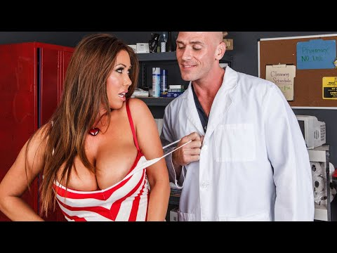 Johnny Sins cheating her Patient Kianna Dior | Doctor Cheating Patient