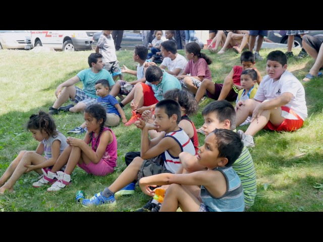 Safe Kids Event (Holly Court - Harrisonburg)