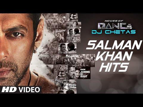 Salman Khan Songs Collection | House of Dance by D