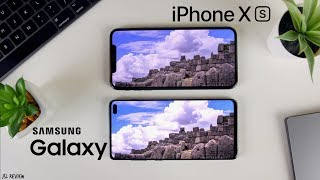 Video Galaxy S10 Plus vs. iPhone XS Max - Which Phone is Better?? MP3, 3GP, MP4, WEBM, AVI, FLV Mei 2019