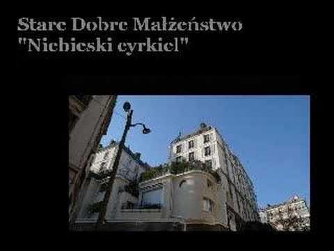 STARE DOBRE MAŁŻEŃSTWO - Niebieski cyrkiel (audio)