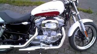 9. Harley-Davidson Sportster 883 superlow 2011