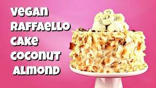 Vegan Raffaello Cake || Gretchen's Bakery by Gretchen's Bakery