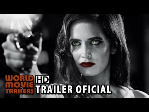Sin City 2: A Dama Fatal Trailer Oficial 2 (2014) HD