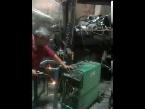 L-Tec Mig Master 250 single phase welder