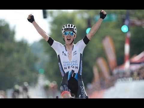USA Cycling Pro Road National Championships (видео)