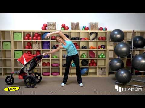 Side Stroller Push Pull - Stroller Strides