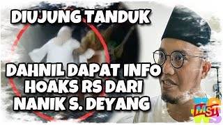 Video Wah Gawat..! Nanik Diujung Tanduk, Kabarnya Dahnil Dapat Info P3m (uku) l4n RS dari Nanik MP3, 3GP, MP4, WEBM, AVI, FLV Oktober 2018