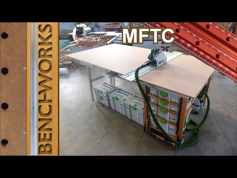 workbench tools - http://www.benchworks.be/tipstricks.html The MFTC is a homemade multi function tool cart, it is a folding workbench on wheels that can carry all the tools yo...